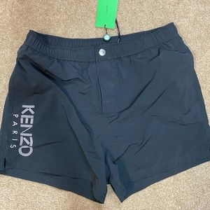 Kenzo swimming shorts , brand new. Size Large.